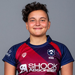 Serena Settembril of Bristol Bears Women - Mandatory by-line: Robbie Stephenson/JMP - 03/09/2019 - RUGBY - Shaftsbury Park - Bristol, England - Bristol Bears Women Media Day