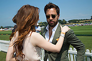 OLIVIA GRANT; DIEGO BIVERO-VOLPE, Veuve Clicquot Gold Cup, Cowdray Park, Midhurst. 21 July 2013