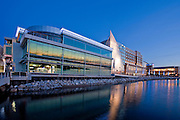 National Harbor Building C Exterior National Harbor Building C Exterior National Harbor near Washington DC architectural photography by Jeffrey Sauers of Commercial Photographics