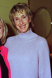 Leading make up artist BARBARA DALY, at a reception in London on 10th February 1999.MOH 21 WORO