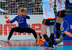 15-12-2019 JAP: Final Netherlands - Spain, Kumamoto<br /> The Netherlands beat Spain in the final and take historic gold in Park Dome at 24th IHF Women's Handball World Championship / Tess Wester #33 of Netherlands