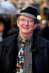 Mike Newell attending the world premiere of The Guernsey Literary and Potato Peel Pie Society at the Curzon Mayfair, London. Photo credit should read: Doug Peters/EMPICS Entertainment