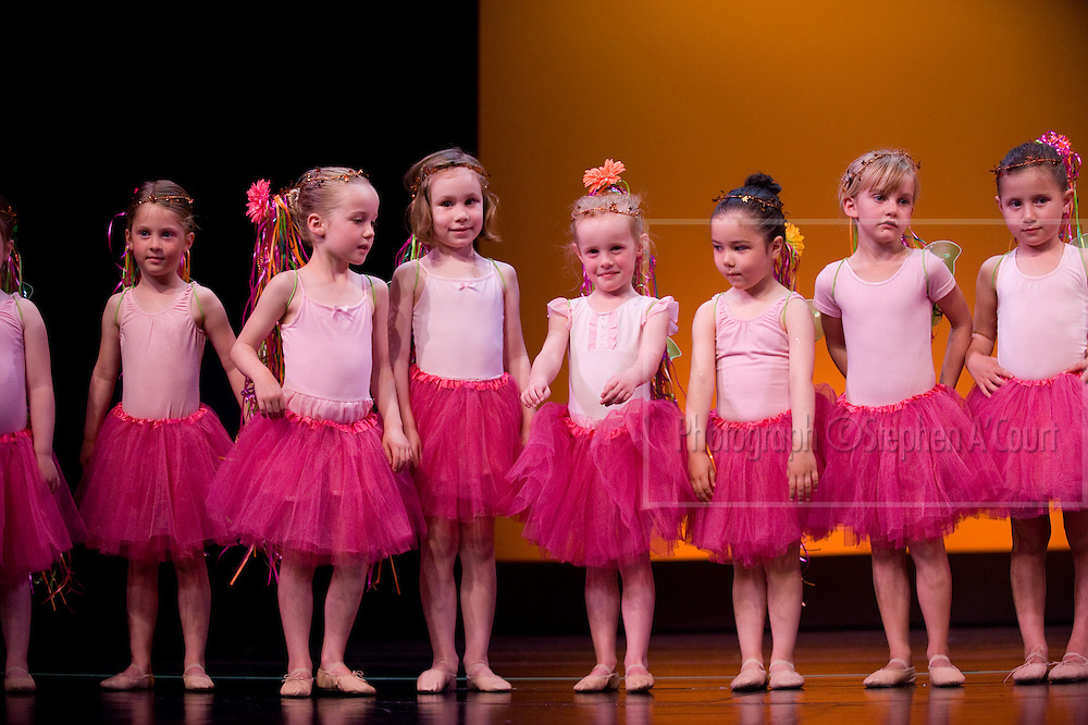 Time For Dancing student performances, on stage. Dance, singing & acting classes for pre-school to teens, across Wellington, NZ.