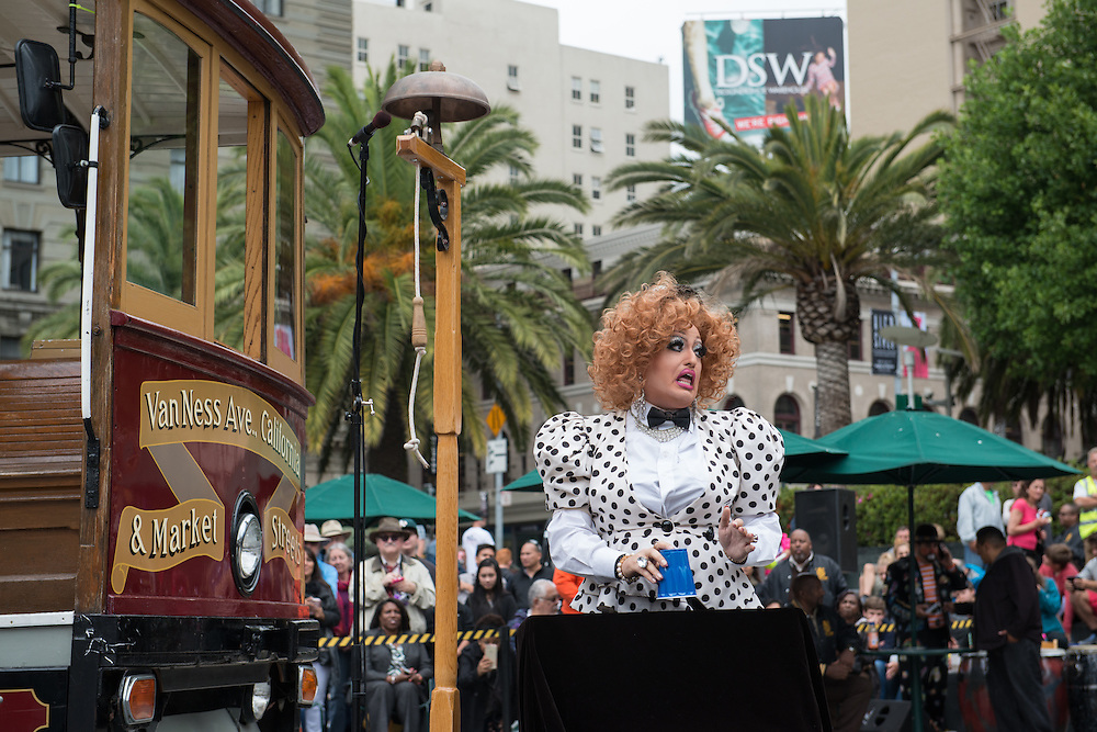 52nd Cable Car Bell Ringing Competition Amateur Contestant Lil Miss Hot Mess | July 9, 2015