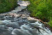 Raleigh Falls<br /> Near Ignace<br /> Ontario<br /> Canada