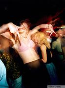 Wild clubber Ibiza 1999