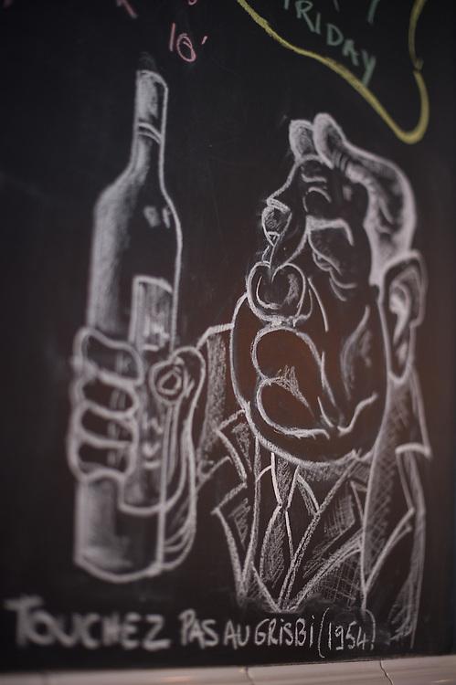 Domaine Wine Bar Long Island City New York