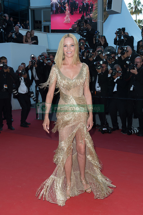 Uma Thurman attending the Closing Ceremony during the 70th annual Cannes Film Festival held at the Palais Des Festivals in Cannes, France on May 28, 2017 as part of the 70th Cannes Film Festival. Photo by Nicolas Genin/ABACAPRESS.COM