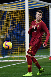 February 23, 2019 - Frosinone, Italia - Foto Alfredo Falcone - LaPresse.23/02/2019 Frosinone ( Italia).Sport Calcio.Frosinone - Roma.Campionato di Calcio Serie A Tim 2018 2019 - Stadio Benito Stirpe di Frosinone.Nella foto:el shaarawy..Photo Alfredo Falcone - LaPresse.23/02/2019 Frosinone (Italy).Sport Soccer.Frosinone - Roma.Italian Football Championship League A Tim 2018 2019 - Stadium Benito Stirpe of Frosinone.In the pic:el shaarawy (Credit Image: © Alfredo Falcone - Lapresse.&Quot/Lapresse via ZUMA Press)