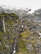 Views along the way on the Rob Roy Glacier Track, Mt Aspiring National Park, near Wanaka, New Zealand