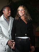 "l to r: Nick Cannon and Mariah Carey at the 12th Annual  Urbanworld Film Festival screening of ""Tennessee""  held in NYC at the AMC Loews Theater on September 12, 2008..The Urbanworld  Film Festival is dedicated to showcasing the best of urban independent film.."