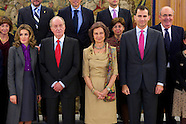 122011 spanish royals audiences