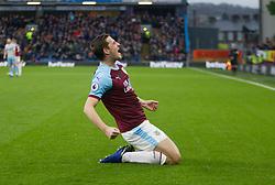 Chris Wood of Burnley celebrates after scoring his sides first goal - Mandatory by-line: Jack Phillips/JMP - 30/12/2018 - FOOTBALL - Turf Moor - Burnley, England - Burnley v West Ham United - {event}