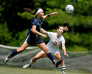 Visitation Academy vs St. Dominic HS girls' soccer