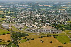 Arriere plan a gauche Noyal-Chatillon-sur-Seiche