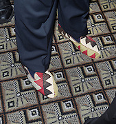 MARK SHAND'S SHOES, Dinner in aid of the China Tiger Revival hosted by Sir David Tang and Stephen Fry  at China Tang, Park Lane, London. 1 October 2013. ,