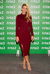 Vogue Williams at the RT&Eacute; 2 New Season Launch party in Gateway House, Capel Street. Picture Andres Poveda<br />  pictured at the RT&Eacute; Two New Season Launch in Gateway House, Capel Street. Picture Andres Poveda