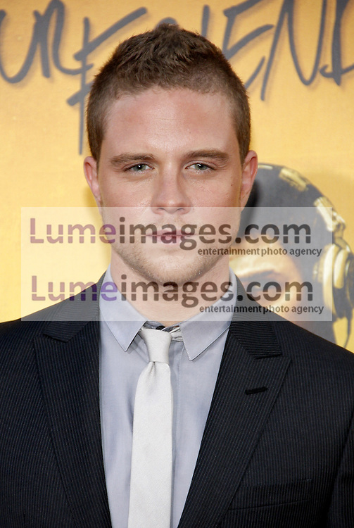 HOLLYWOOD, CA - AUGUST 20, 2015: Jonny Weston at the Los Angeles premiere of 'We Are Your Friends' held at the TCL Chinese Theatre in Hollywood, USA on August 20, 2015.