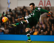 Hugo Llouis of Tottenham Hotspur during the Barclays Premier League match at White Hart Lane, London<br /> Picture by Jack Megaw/Focus Images Ltd +44 7481 764811<br /> 02/11/2015