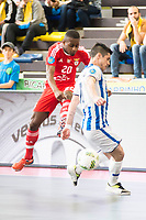 Benfica's Re during UEFA Futsal Cup 2015/2016 3º/4º place match. April 22,2016. (ALTERPHOTOS/Acero)