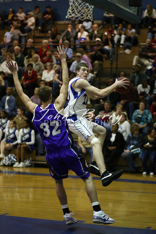 MCHS Varsity Boys Basketball.vs Strasburg.2/9/2008..