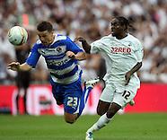 Reading v Swansea 300511