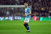 Oleksandr Zinchenko (35) of Manchester City during the Carabao Cup Final match between Chelsea and Manchester City at Wembley Stadium, London, England on 24 February 2019.