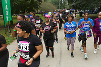 """Runners and walkers came together Saturday to help promote awareness for breast cancer screenings during the 2016 Hyde Park Breast Cancer Walk / Run along the lakefront. <br /> <br /> 5362 – Participants start the race in Washington Park.<br /> <br /> Please 'Like' """"Spencer Bibbs Photography"""" on Facebook.<br /> <br /> All rights to this photo are owned by Spencer Bibbs of Spencer Bibbs Photography and may only be used in any way shape or form, whole or in part with written permission by the owner of the photo, Spencer Bibbs.<br /> <br /> For all of your photography needs, please contact Spencer Bibbs at 773-895-4744. I can also be reached in the following ways:<br /> <br /> Website – www.spbdigitalconcepts.photoshelter.com<br /> <br /> Text - Text """"Spencer Bibbs"""" to 72727<br /> <br /> Email – spencerbibbsphotography@yahoo.com"""
