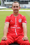 Josh Bohannon during the Lancashire County Cricket Club T20 Media Day at the Emirates, Old Trafford, Manchester, United Kingdom on 1 June 2018. Picture by George Franks.