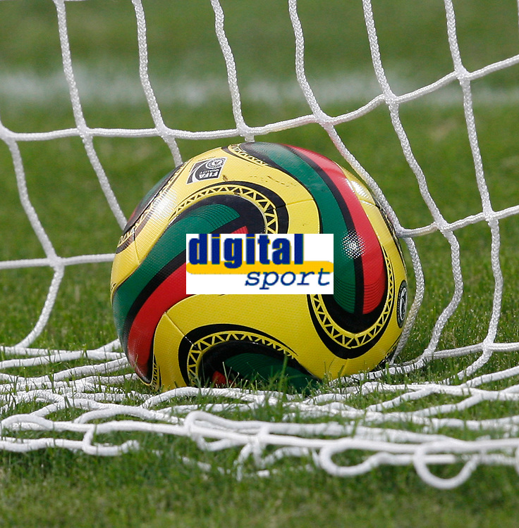 Photo: Steve Bond/Richard Lane Photography.<br />Egypt v Cameroun. Africa Cup of Nations. 22/01/2008. The colourful official ball