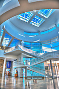 J. Paul Getty Center, Brentwood CA,