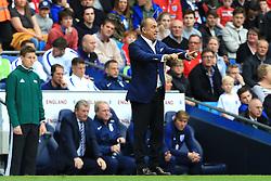 Turkey Manager Fatih Terim - Mandatory byline: Matt McNulty/JMP - 07966386802 - 22/05/2016 - FOOTBALL - Etihad Stadium -Manchester,England - England v Turkey - International Friendly