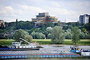 Nederland, Nijmegen, 8-6-2012Het gebouw, kantoor van de Royal Haskoning, ingenieursbureau.Foto: Flip Franssen/Hollandse Hoogte