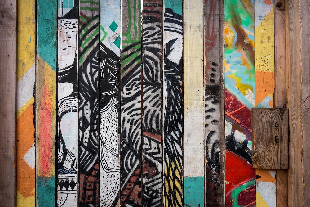 Germany - Deutschland - Holzmarkt Projekt, GUKEG, Genossenschaft für Urbane Kreativität; Baustelle, Katerblau (Bar25), Pampa, Meow, Berlin, 24.02.2016; @ Christian Jungeblodt