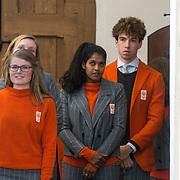 NLD/Den Haag/20180323 - Huldiging Olympische en Paralympische medaillewinnaars, Kimberley Bos, Anice Das, Dylan Hoogerwerf