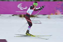 KURZ Michael, Biathlon at the 2014 Sochi Winter Paralympic Games, Russia