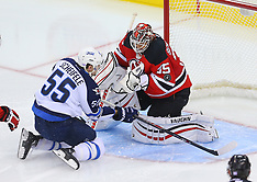 October 30, 2014: Winnipeg Jets at New Jersey Devils