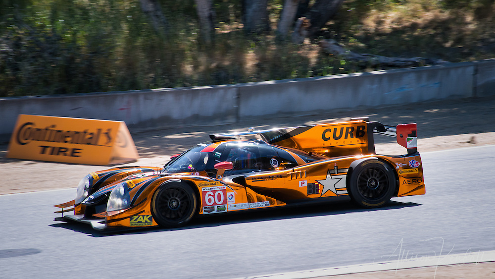 The Continental Monterey Grand Prix at Laguna Seca, 2016