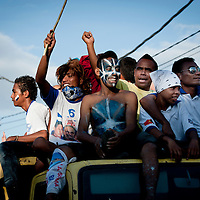 Dili, East Timor, 04 July 2012<br />