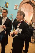 SIR NICHOLAS SEROTA, RA Annual dinner 2018. Piccadilly, 5 June 2018.