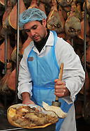 23/12/14 - AURILLAC - CANTAL - FRANCE - Entreprise Cantal Salaisons - Photo Jerome CHABANNE