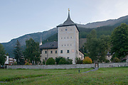 Planta-Wildenberg Castle is a castle in the municipality of Zernez of the Canton of Graubünden in Switzerland. It is a Swiss heritage site of national significance.