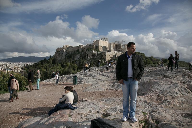 L'Acropoli di Atene, meta affascinante che nonostante la crisi non ha mai smesso di attirare turisti da tutto il mondo.
