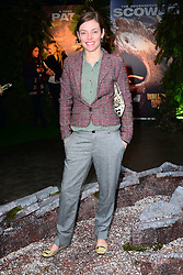 Camilla Rutherford  attends Walking With Dinosaurs 3D  UK film premiere at Vue West End, Leicester Square, London, United Kingdom. Sunday, 15th December 2013. Picture by Nils Jorgensen / i-Images