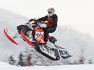 Snowmobiles at Bollandsmoen - january 27th 2008 - Snøscootercross Midt-Norsk Cup, Bollandsmoen