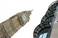 Big Ben. Clock Tower - Palace of Westminster,