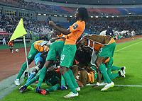 Joie  Cote d'Ivoire  - Gervinho