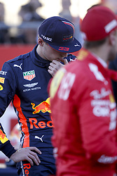 November 2, 2019, Austin, United States of America: Motorsports: FIA Formula One World Championship 2019, Grand Prix of United States, .#33 Max Verstappen (NLD, Aston Martin Red Bull Racing) (Credit Image: © Hoch Zwei via ZUMA Wire)