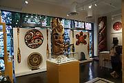 Gaslight District, Vancouver, Canada, art, steam clock.