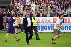 Darko Milanic, head coach of NK Maribor after football match between NK Maribor and ND Gorica in Round #36 of Prva liga Telekom Slovenije 2017/18, on April 27, 2018 in Ljudski vrt, Maribor, Slovenia. Photo by Urban Urbanc / Sportida